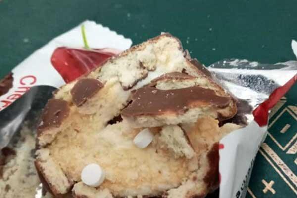 مردم چهارمحال و بختیاری از وجود کیک های حاوی قرص گزارش دادند