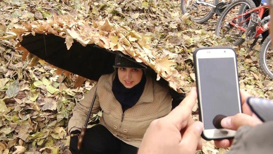 غوغای خزان در اصفهان