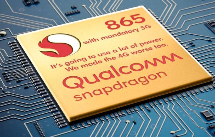 پردازنده اسنپدراگون 865 کوالکام توانست چیپست A13 اپل را شکست دهد!