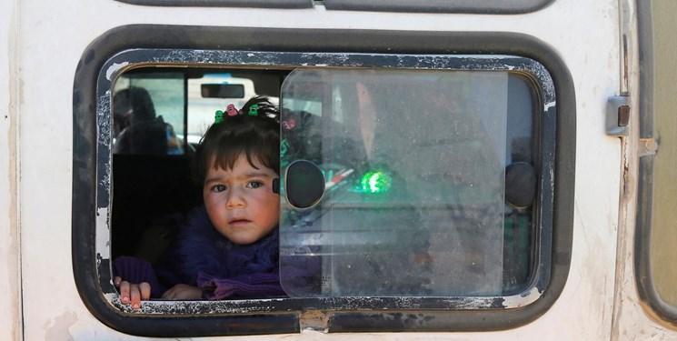 بازگشت 1400 آواره سوری دیگر از لبنان