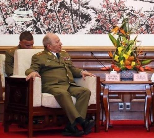 تحریم وزیر دفاع کوبا از سوی آمریکا