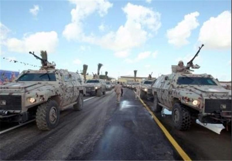 لیبی، تسلط نیروهای حفتر بر شهر سرت