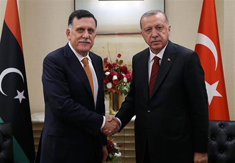 گزارش، برلین و بیم و امیدهای اردوغان در خصوص لیبی