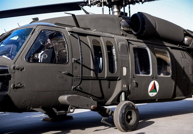آمریکا شمار بالگردهای بلک هاوک تحویلی به نیروهای افغان را کاهش می دهد
