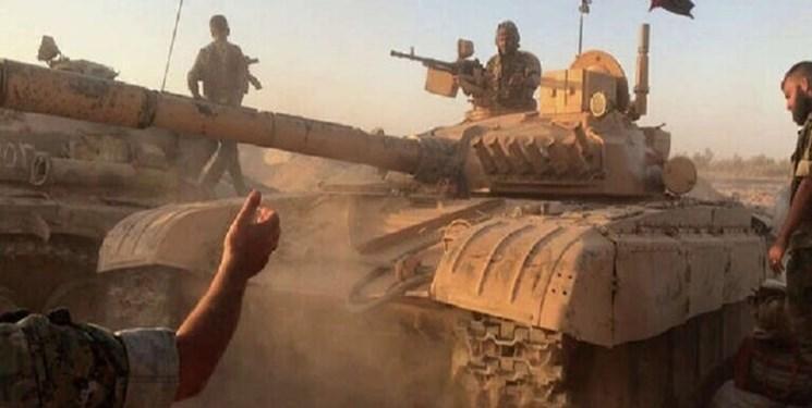 درگیری ارتش سوریه با تروریست های تحت حمایت ترکیه در جنوب ادلب