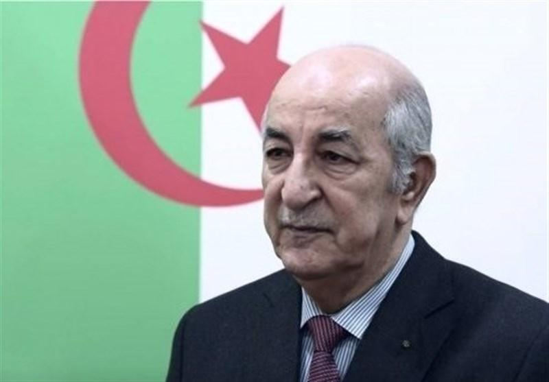 تبون: جمهوری جدیدی در الجزایر پایه ریزی می کنم