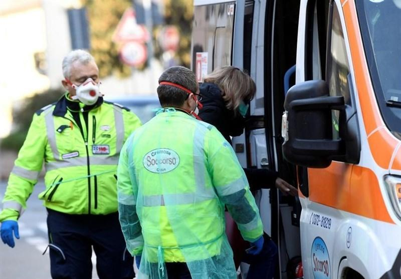 مرگ 168 بیمار مبتلا به کرونا در ایتالیا طی 24 ساعت گذشته