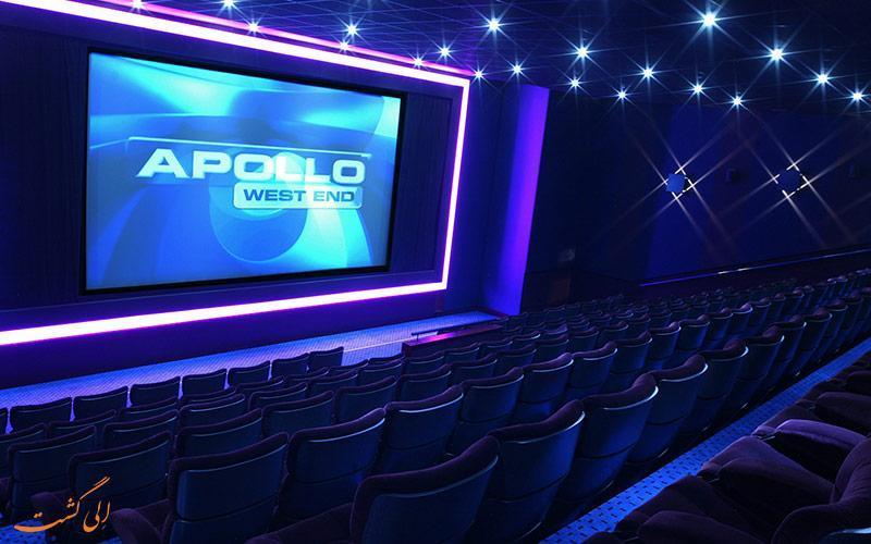 همه چیز درباره سینما آپولو باتومی!