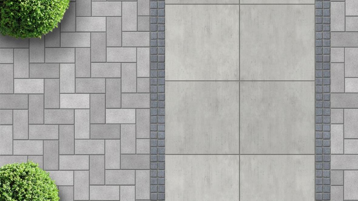 انواع سنگ فرش حیاط : ترکیب ایده آل و مناسب خانه شما چیست؟