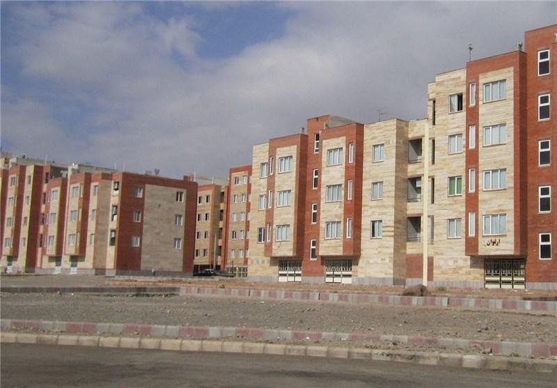 27000 واحد مسکونی در مسکن مهر مهرگان احداث شده است