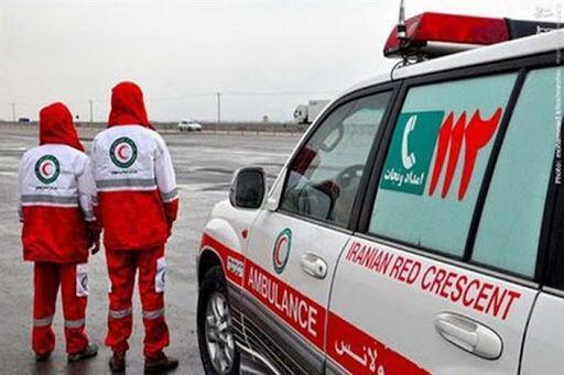 خبرنگاران هلال احمر البرز به حالت آماده باش درآمد
