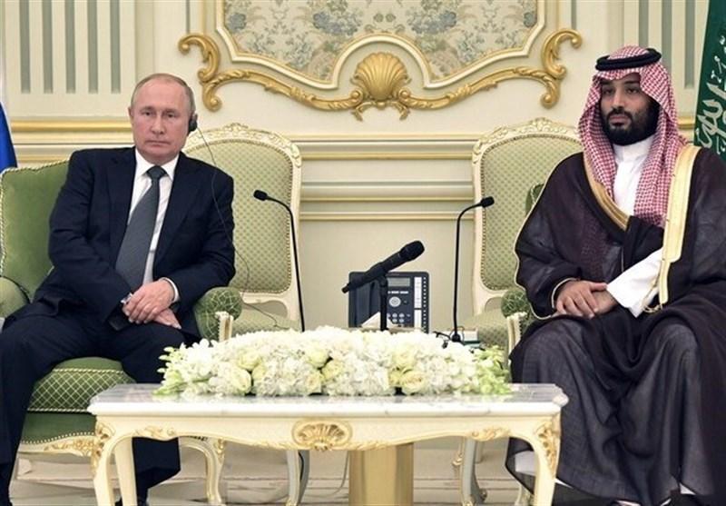 کرملین: بن سلمان و پوتین درباره کاهش فراوری نفت گفت وگو کردند