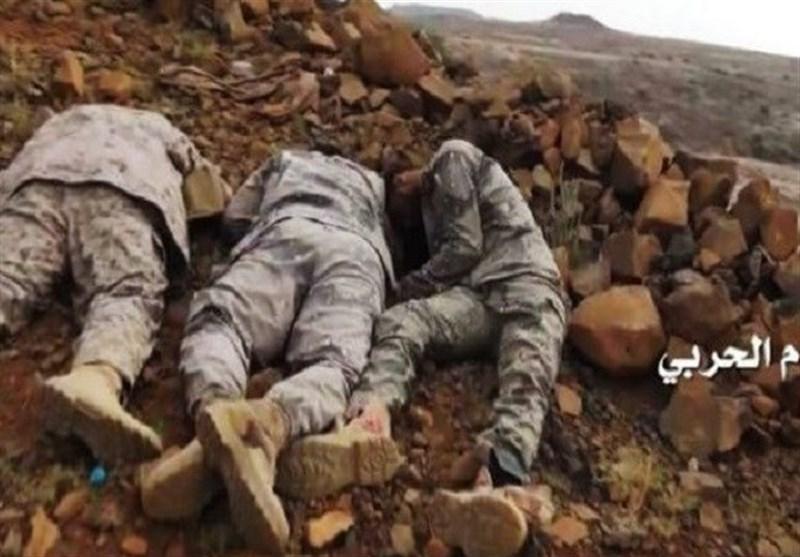 دفع پیش روی های متجاوزان با وارد کردن خسارات سنگین به آن ها در یمن