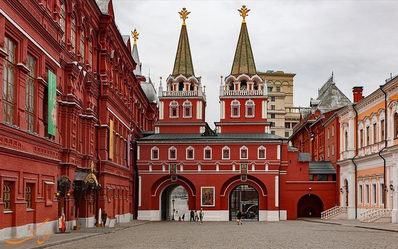 10 جاذبه ای که در اطراف میدان سرخ مسکو می توان دید!