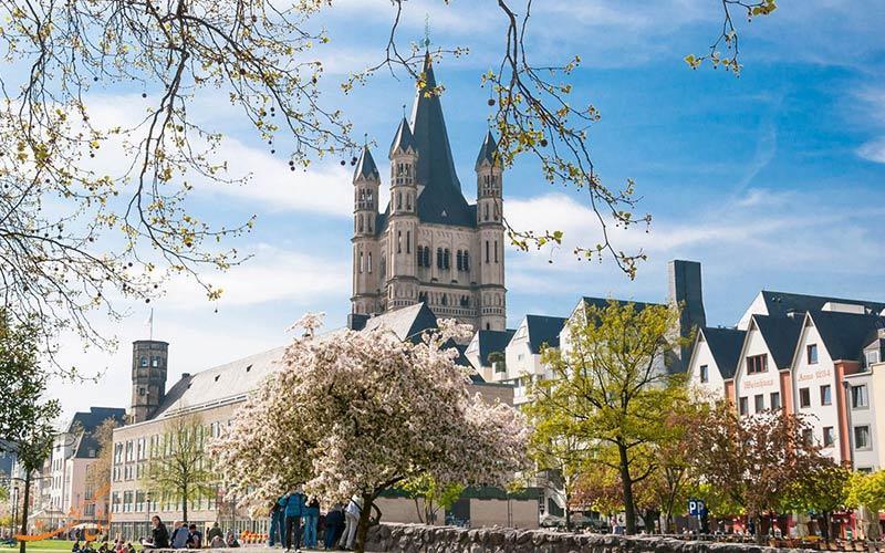 کلنِ آلمان، شهری مدرن با قدمتی باستانی!