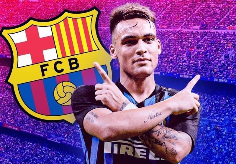 ناکامی بارسلونا در جلب نظر اینتر برای خرید مارتینس