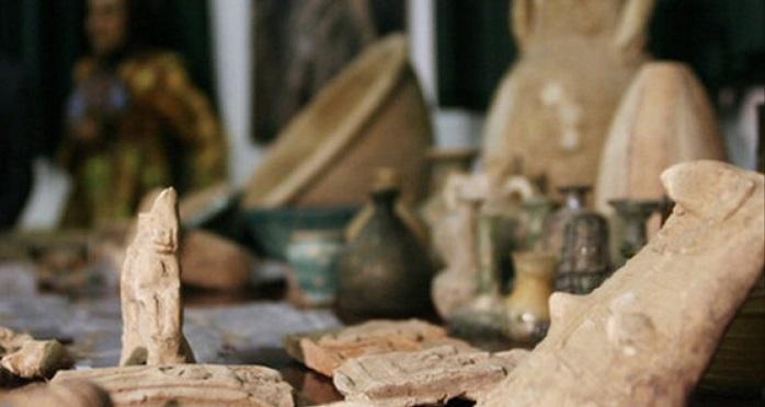 خریدوفروش غیرقانونی آثار باستانی به صورت آنلاین!
