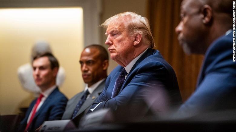 حمله ترامپ به دادستان کل آمریکا