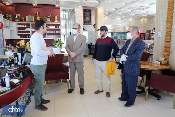 تشدید نظارت بر اماکن عمومی و گردشگری زنجان