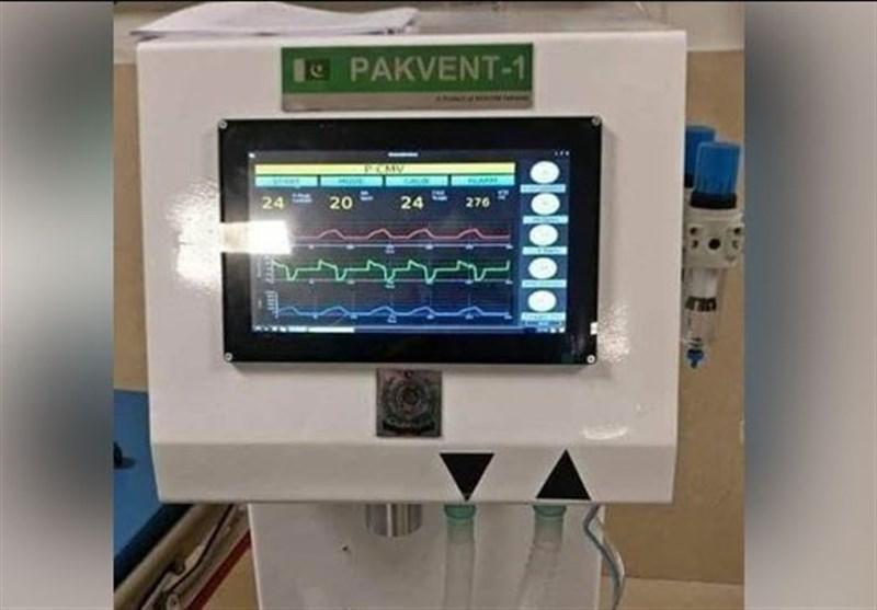 وزیر علوم پاکستان از ساخت اولین دستگاه تنفس مصنوعی این کشور خبر داد
