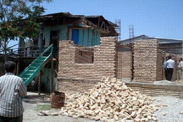 50 هزار مسکن روستایی احتیاج به مقاوم سازی دارند