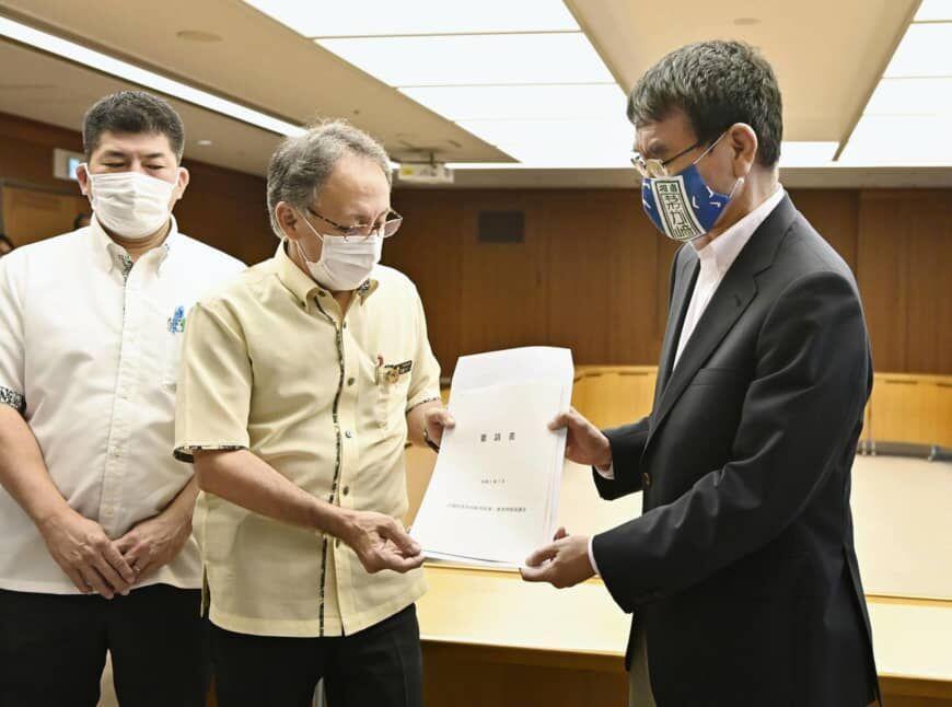 خبرنگاران پنهان سازی شیوع کرونا در پایگاه های آمریکا از مردم ژاپن
