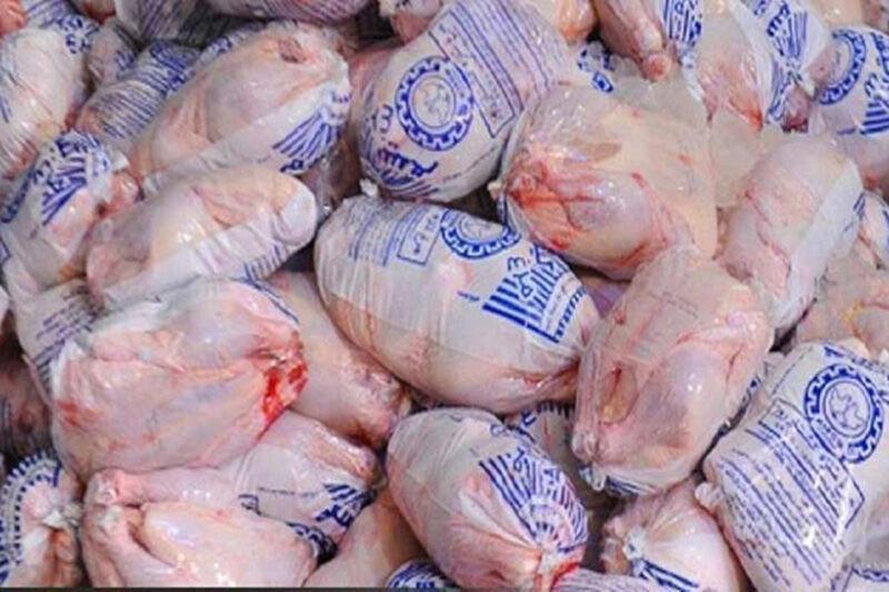 خبرنگاران مرغ منجمد یارانه ای تا عید قربان در آستارا توزیع می شود
