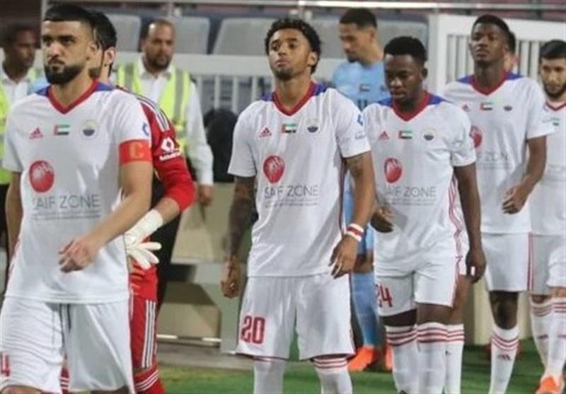 مجوز برگزاری بازی تدارکاتی باشگاه های اماراتی صادر نشد