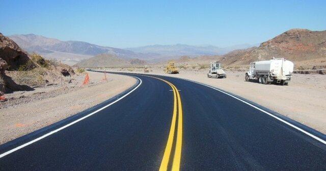 آغاز عملیات دوبانده شدن جاده پرخطر رفسنجان به زرند در آینده نزدیک