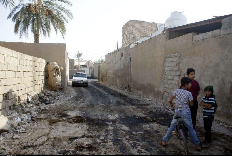 ماجرای درگیری روستای ابوالفضل؛ ساچمه های پلاستیکی اثبات شد؟ ، توصیه فرماندار اهواز به بنیاد مستضعفان