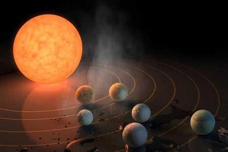 هوش مصنوعی وجود 50 سیاره را تأیید کرد