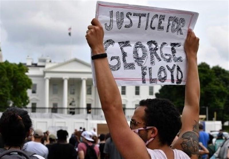 تظاهرات هزاران نفر در پایتخت آمریکا، ترامپ: معترضان واشنگتن اراذل و اوباش هستند