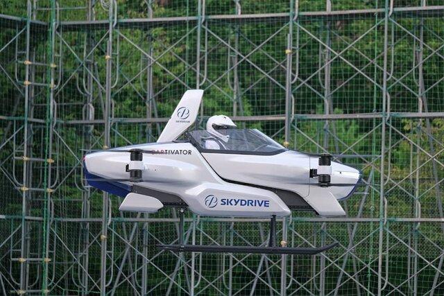 اولین آزمایش عمومی خودرو پرنده تویوتا انجام شد ، سرعت خودرو 99 کیلومتر در ساعت است ، ساخت تویوتای پرنده با ظرفیت دو سرنشین تا سال 2023