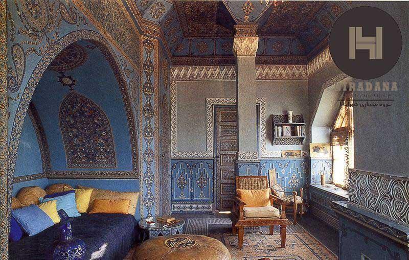 آشنایی بیشتر با سبک طراحی داخلی مراکشی