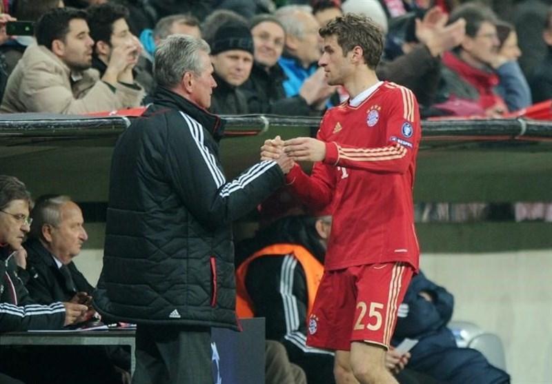 هاینکس: مولر فوق العاده ترین بازیکن در تاریخ فوتبال آلمان است، لواندوفسکی برترین بازیکن سال بود