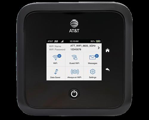 شرکت AT&ampT از مودم و هات اسپات 5G جدید نت گیر رونمایی کرد؛ دستگاهی که اصلا رده پایین نیست!