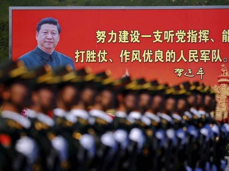 چرا رئیس جمهور چین دستور آماده باش صادر کرد؟