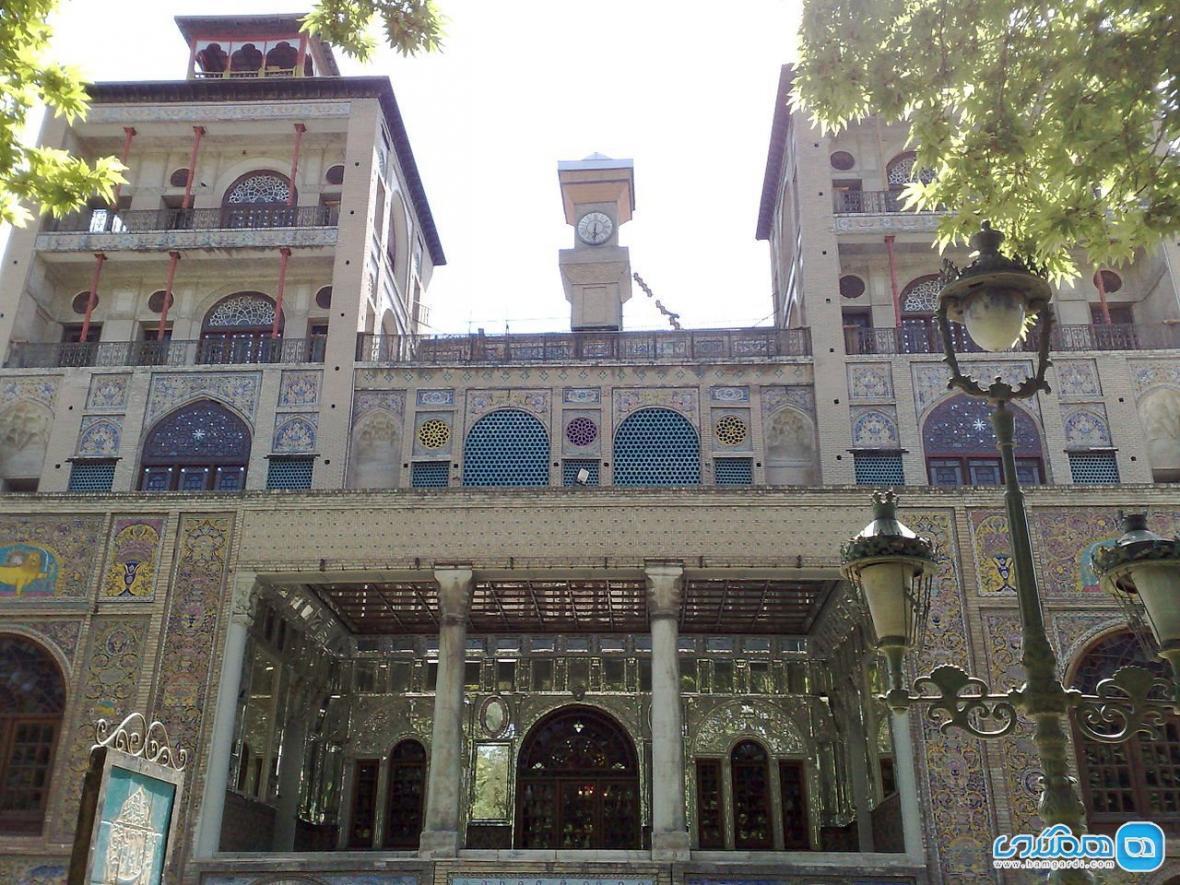 عمارت خانه قوام الدوله؛ اثری تاریخی و باشکوه در بطن پایتخت