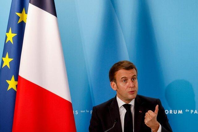 مهلت 15 روزه ماکرون به رهبران مسلمان فرانسه برای تدوین منشور ارزش های جمهوری