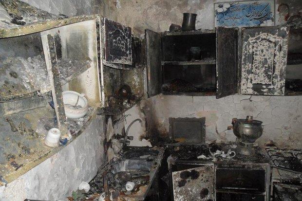 انفجار گاز پیک نیک در روستای رحیم آباد 8 مصدوم بر جای گذاشت