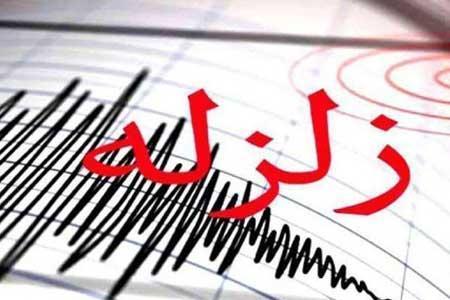 مختصات زلزله 4.2 ریشتری امروز هرمزگان