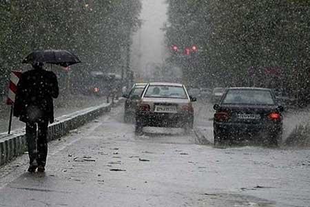 هشدار نارنجی سازمان هواشناسی درباره گسترش دامنه بارش ها