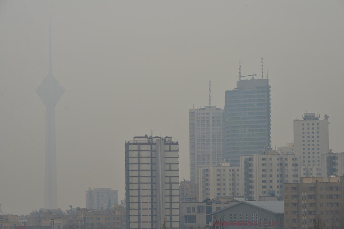 آلودگی هوا هر سال 7 میلیون نفر را می کُشد