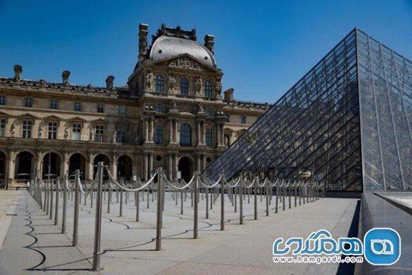 اعتراض مدیران به تعطیلی موزه های اروپا