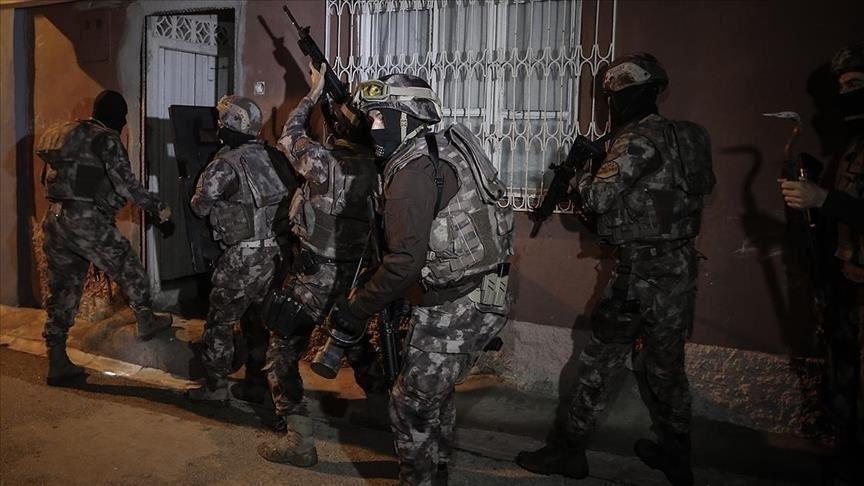دستگیری چهار عضو داعش در ترکیه
