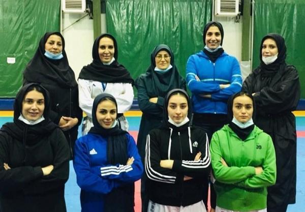 شروع نخستین اردوی بانوان ملیپوش کاراته ایران
