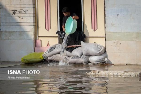 در صورت ورود آب به منازل اهواز، شهرداری و آبفا جوابگوی مردم و نهادهای نظارتی باشند