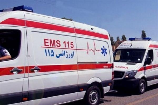 خبرنگاران تصادف اتوبوس با کامیون در حوالی شهرری 22 مصدوم بر جا گذاشت