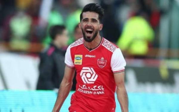 یک پرسپولیسی نامزد بهترین هافبک لیگ قهرمانان آسیا