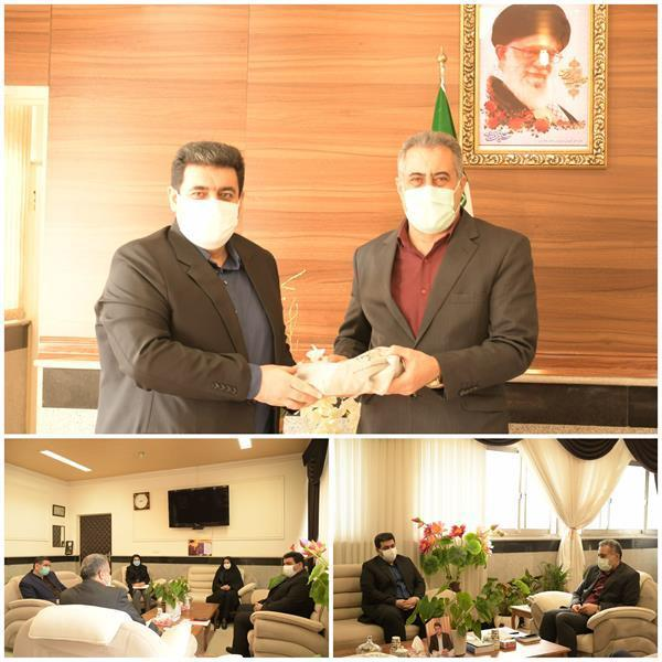 اداره کل آموزش و پرورش مازندران و اداره کل فرهنگ و ارشاد اسلامی استان تفاهم نامه امضاء کردند